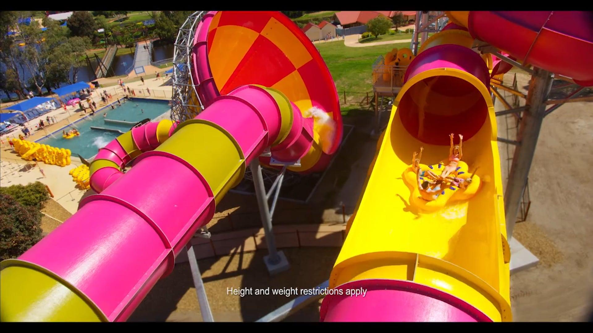 TORNADO TVC for Adventure Park 2018