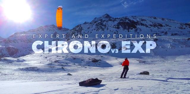 Ozone Chrono V3 EXP - Expert and Expedition