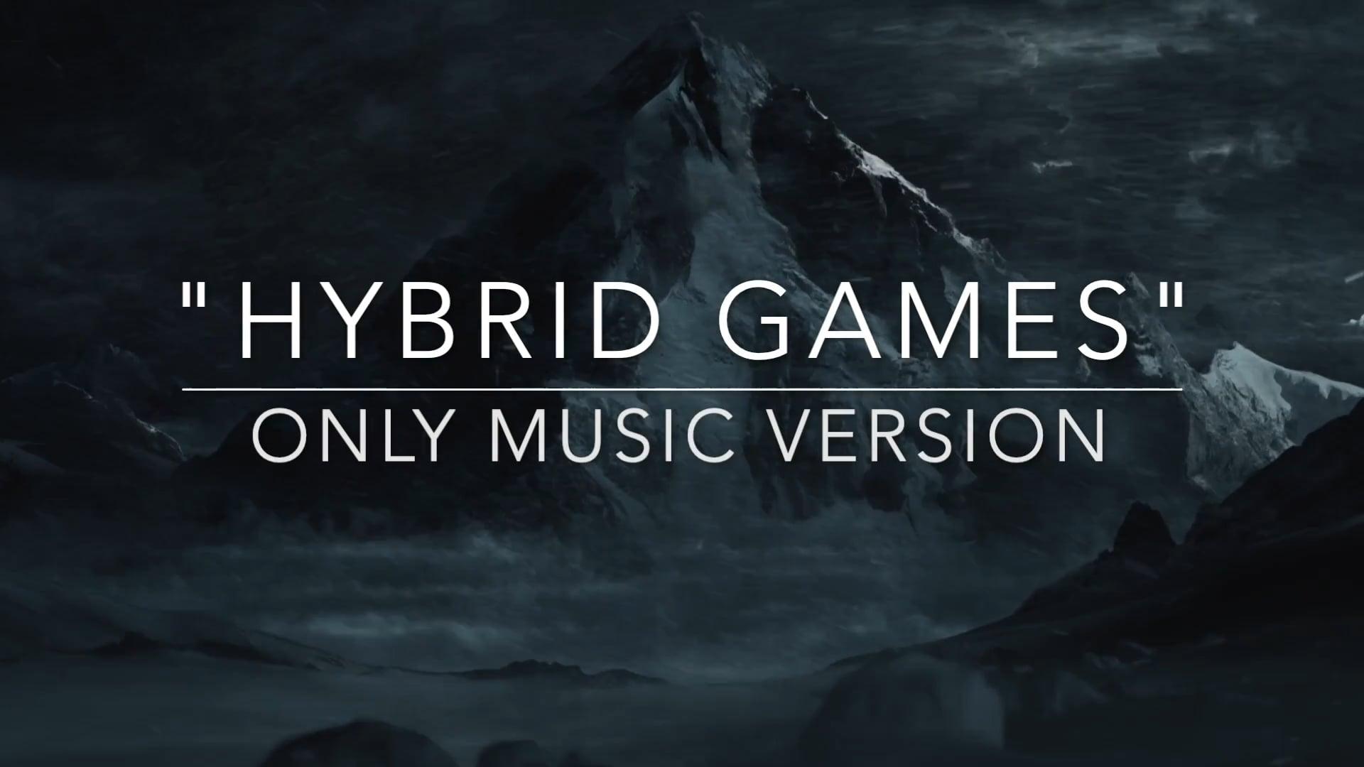 Hybrid Games