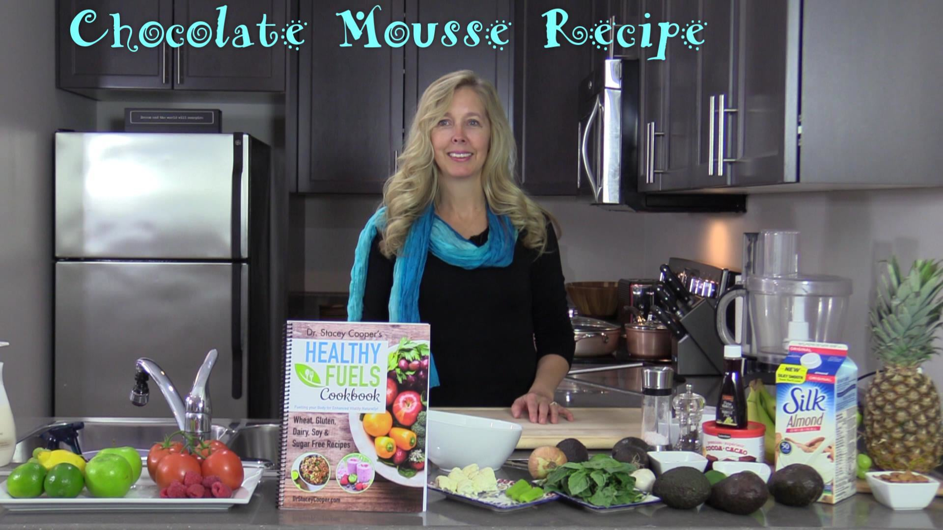 Healthy Cooking with Dr. Stacey Cooper
