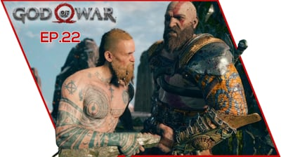 CRAZIEST Video Game Fight Scene OF ALL TIME?! - God of War Walkthrough EP.23