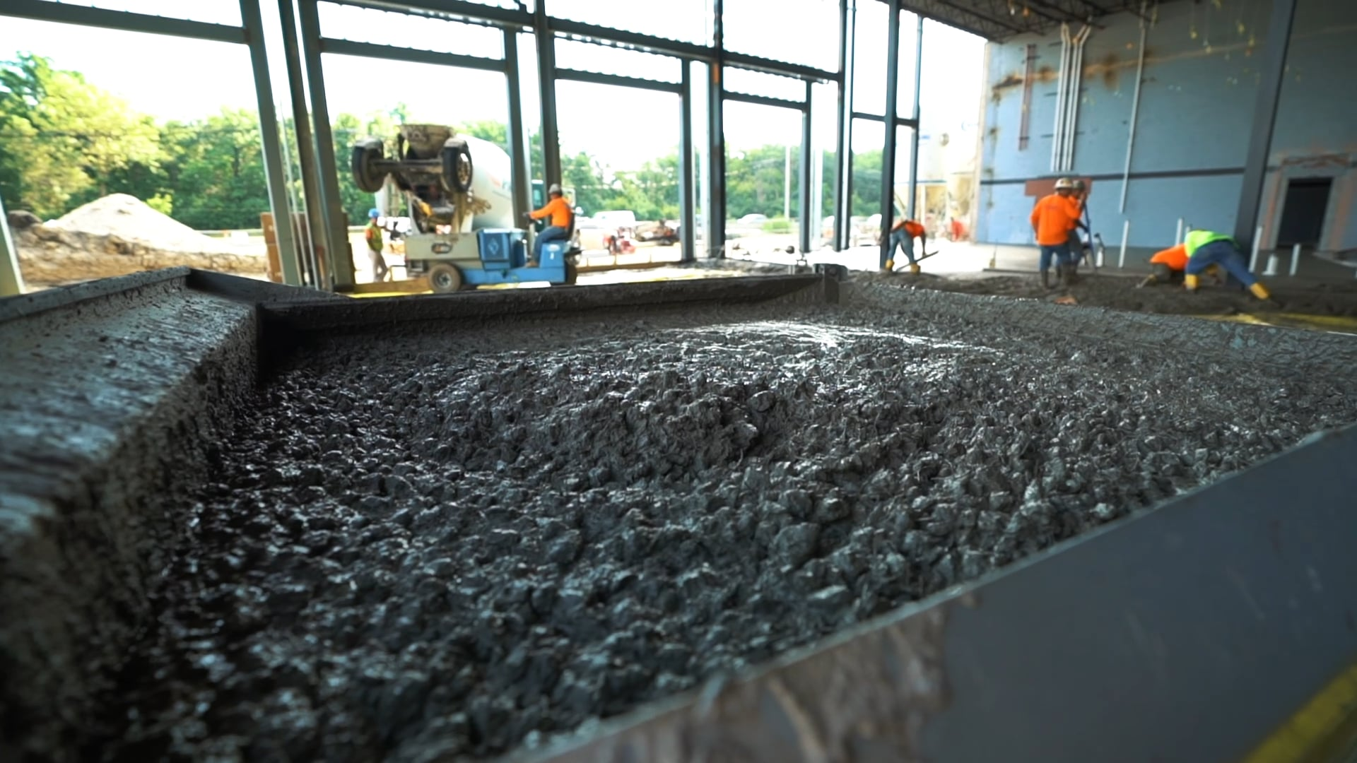 Premium Concrete - AUDI EXCHANGE