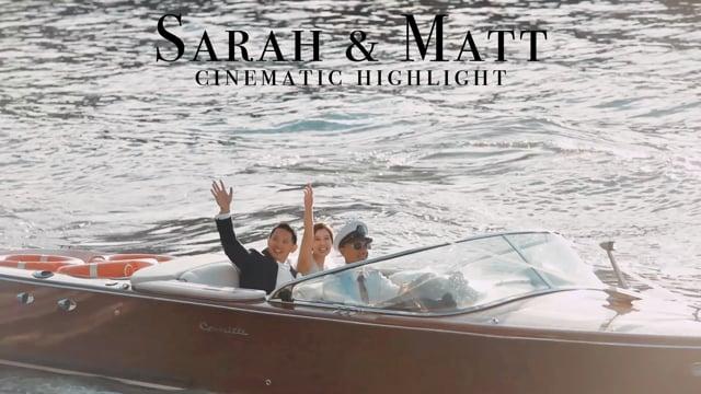 Sarah & Matt Test