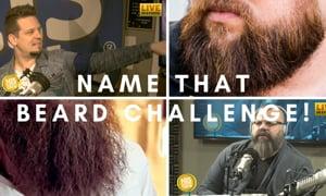 Name that Beard! Talking Facial Hair with Unspoken