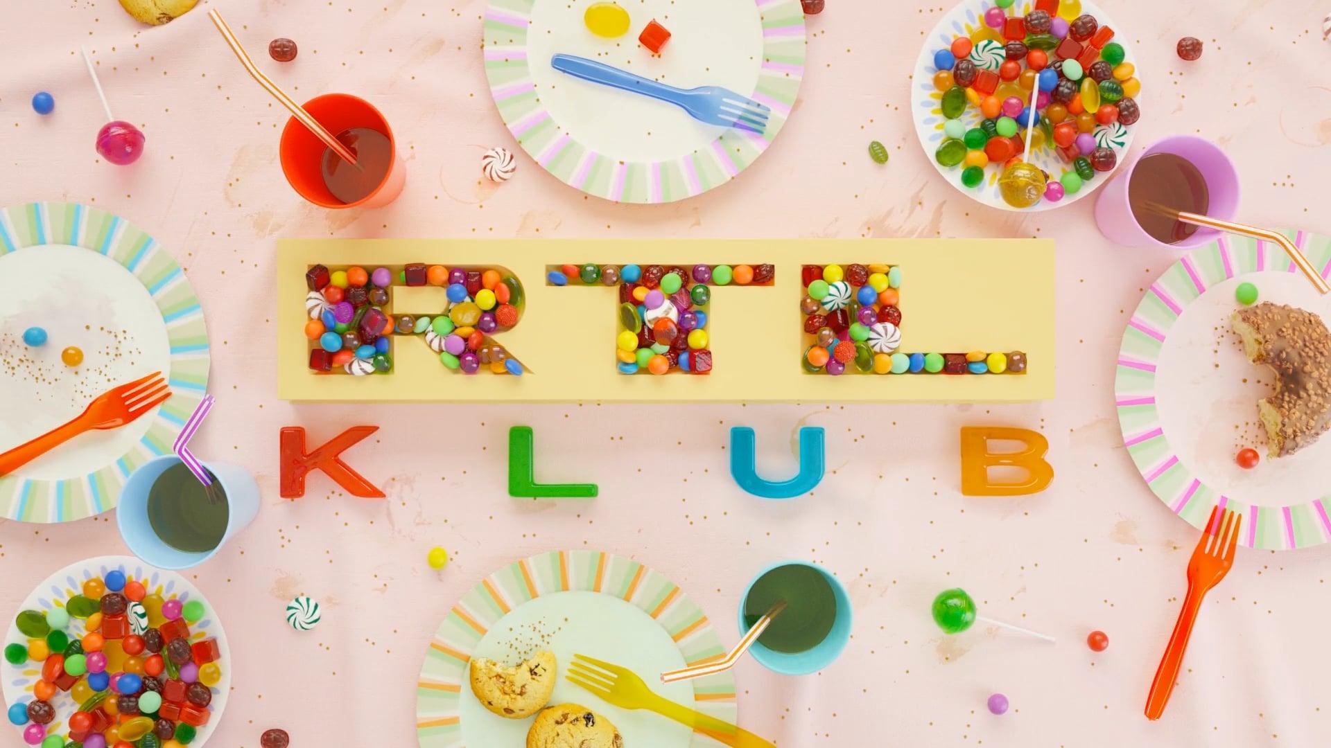 RTL Klub | channel branding 2018
