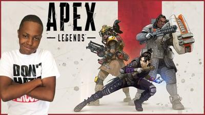 Catching Bodies On Apex Legends! - Trent Stream
