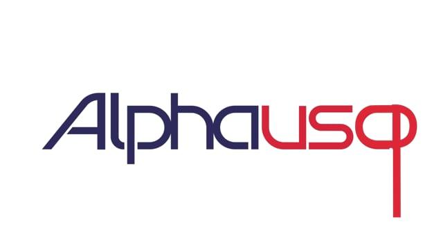 AlphaUSA Logo Animation
