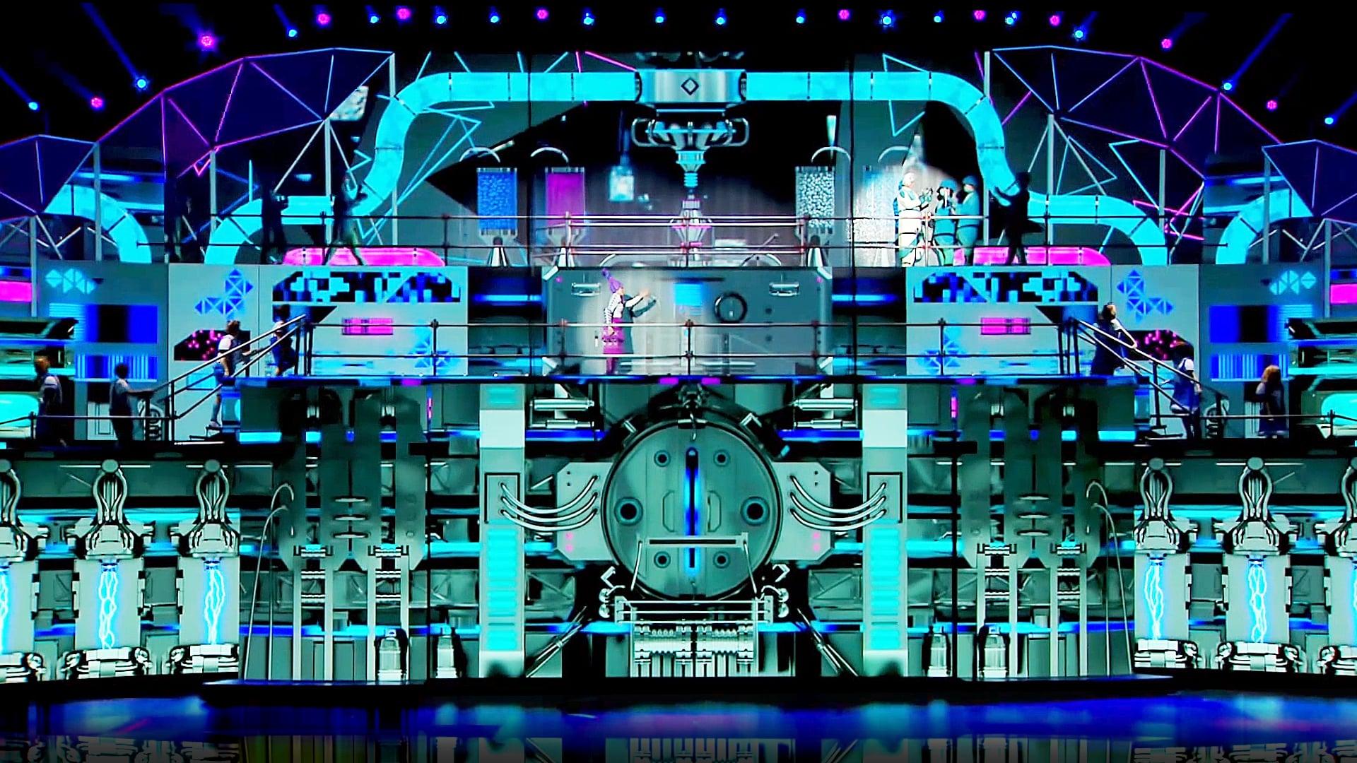 Álomutazó musical | stage set design & visuals