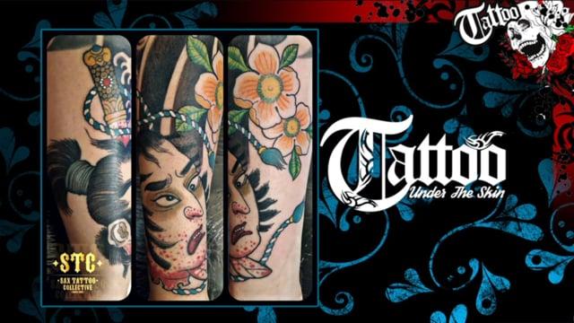 Sax Tattoo - 02