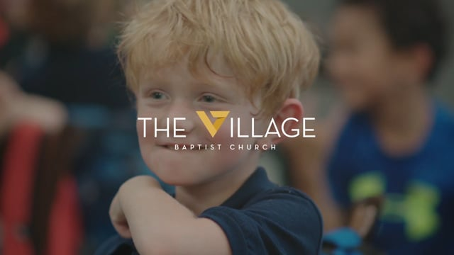 The Village Baptist Church: Refresh For The One Campaign Phase One