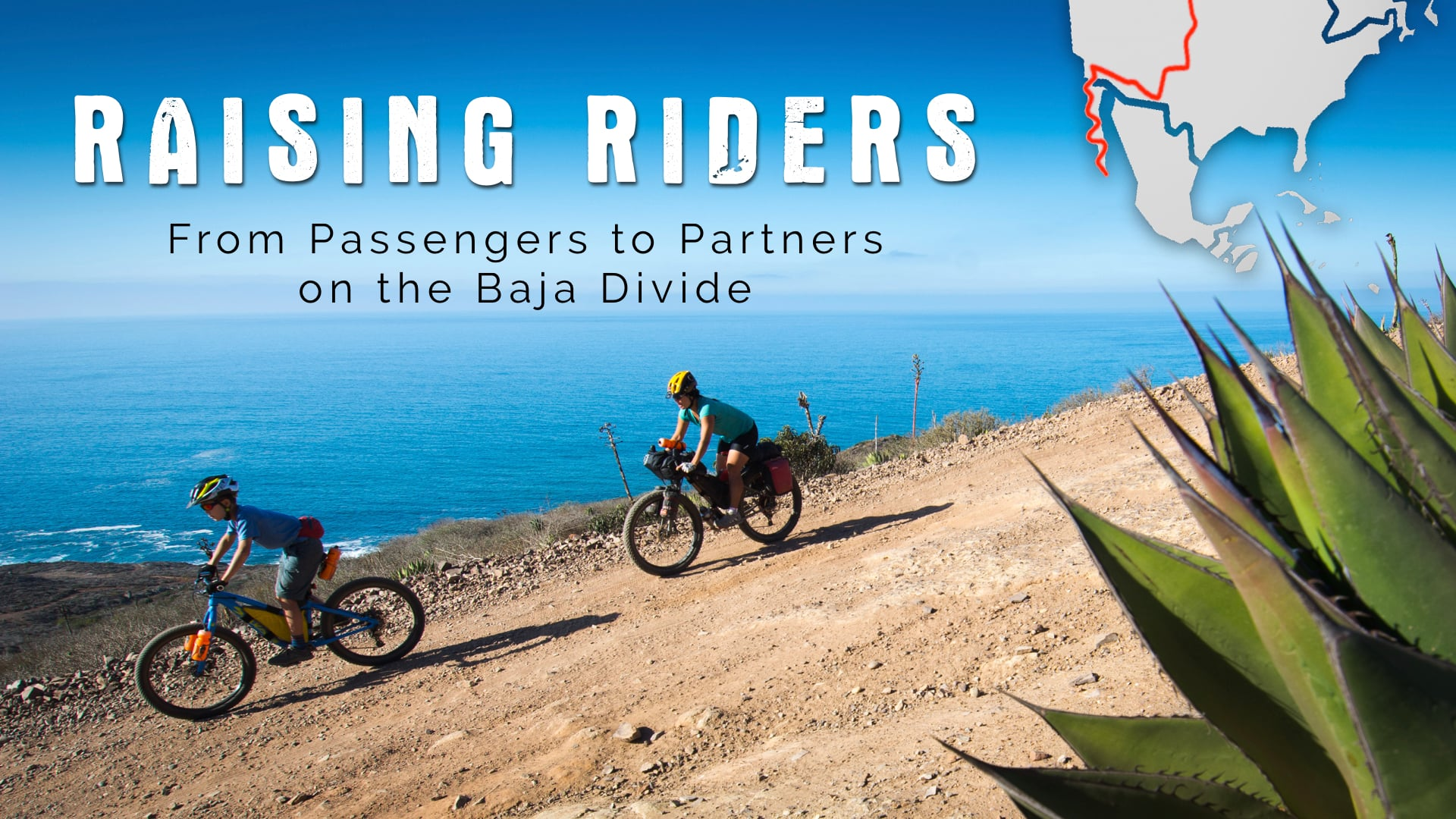 Raising Riders: From Passengers to Partners on the Baja Divide