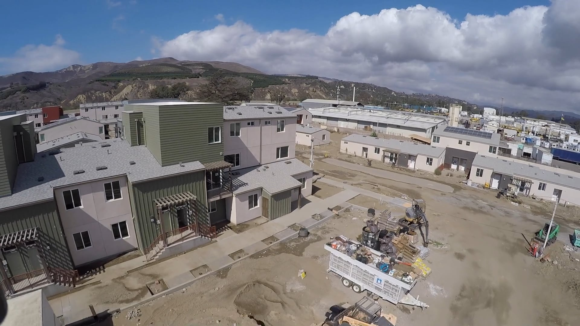 Cannon Constructors-  The Westview Village Community in Ventura