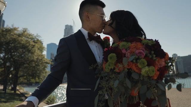 Shuchi + Bo | Cinematic Wedding Film by Wynn Films