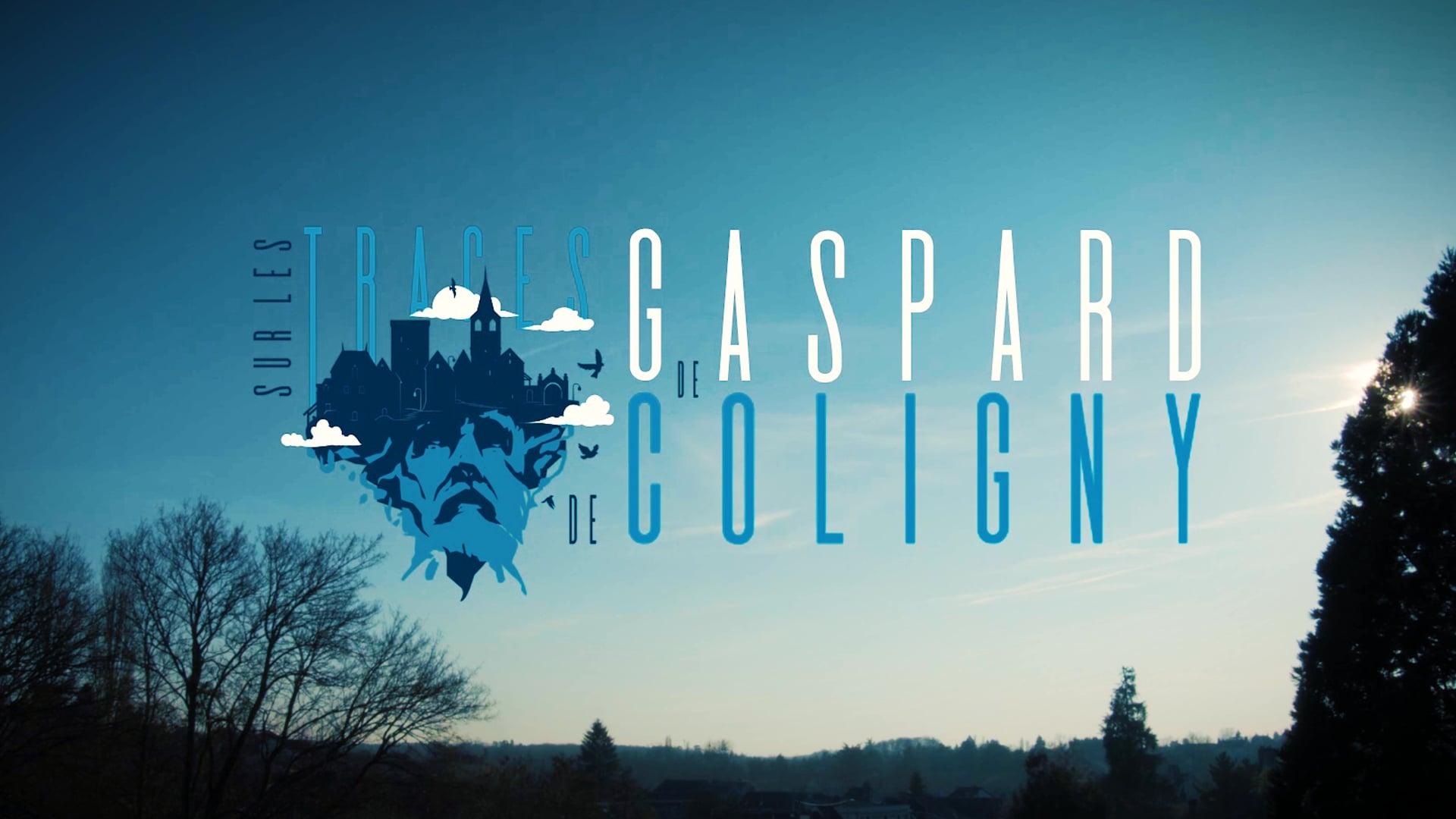 SUR LES TRACES DE GASPARD DE COLIGNY - Documentaire participatif - Présentation