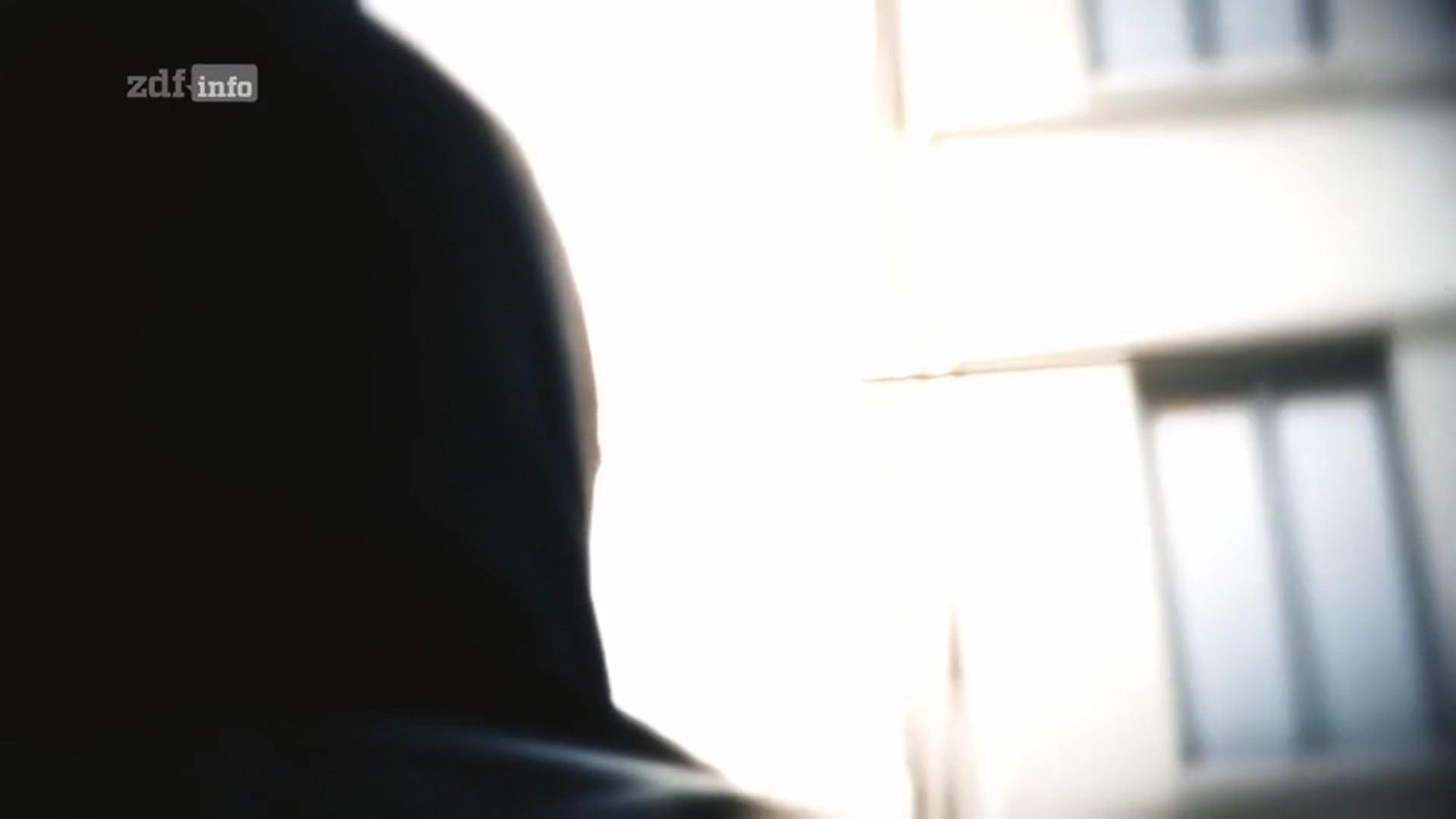 """zdf.info """"Stalking – Die unterschätzte Gefahr"""""""