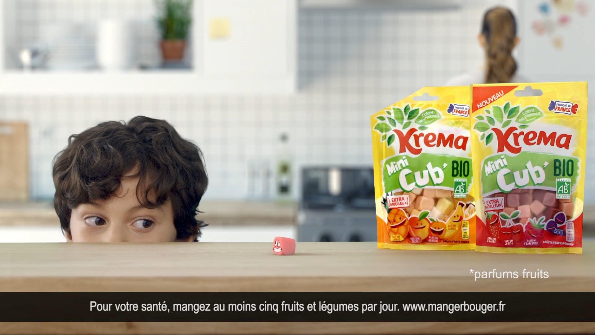 Krema Mini Cub' Bio