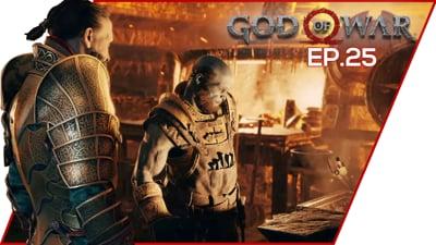 NOTHING Like Brotherly Love! - God of War Walkthrough EP.25