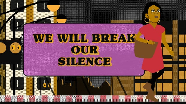 We Will Break Our Silence