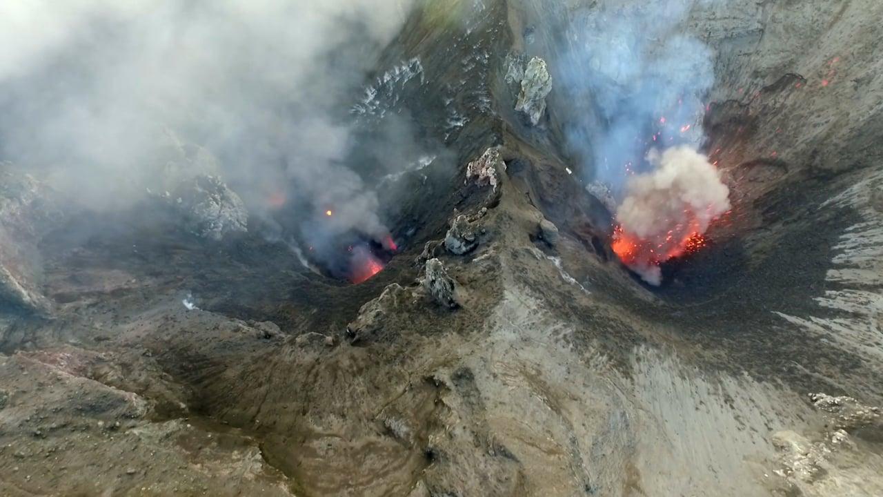 Mount Yasur Volcano - Tanna Island
