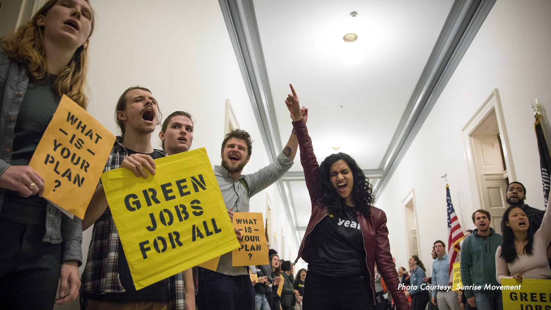 The Movement Behind the Green New Deal