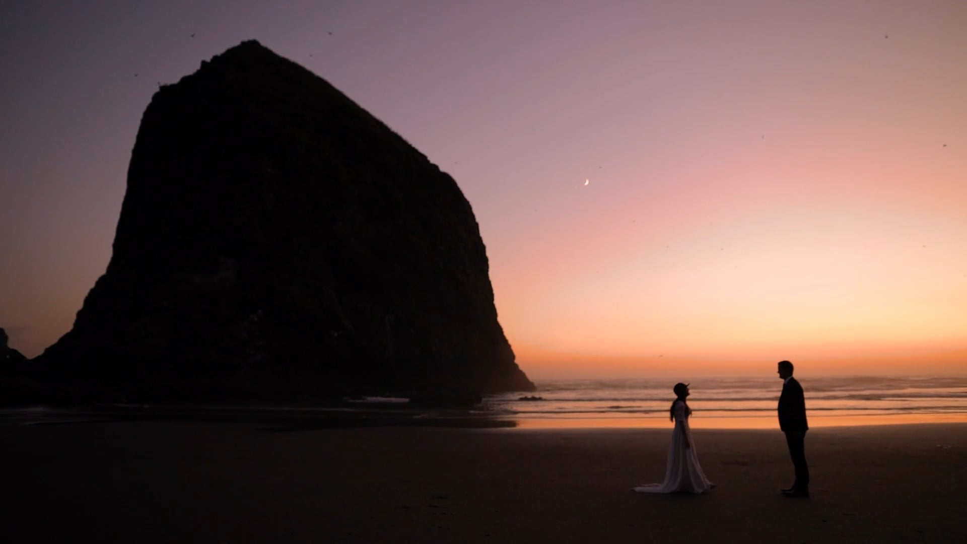 Carly + Justin | Cannon Beach, OR