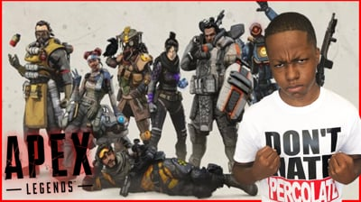 Apex Legends With The Ninjas! Can We Get Some Dubs?! - Trent Stream