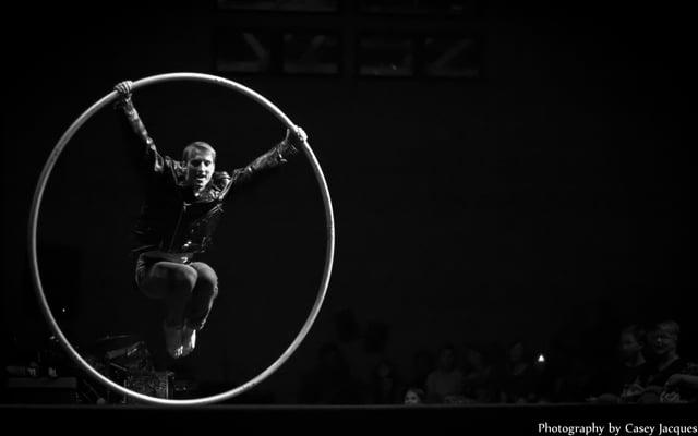 Handbalancing - Cyr combo act (live with Circus Roncalli 2019)