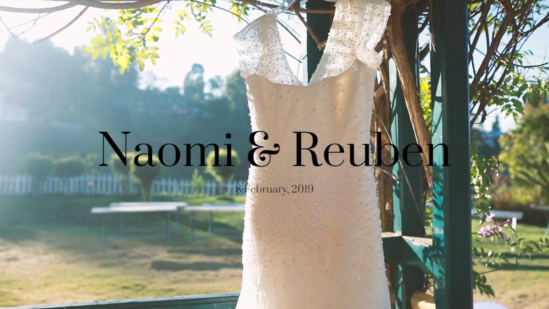 Naomi & Reuben