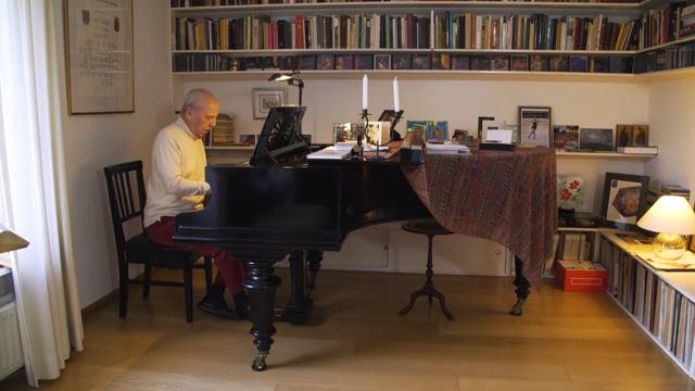 Willem Brons speelt Goldbergvariaties