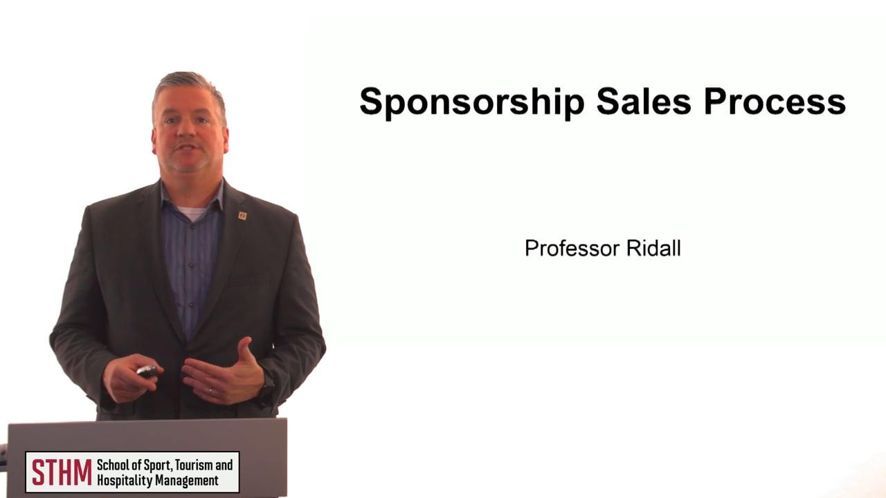 61298Sponsorship Sales Process