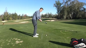Hanging Back? Check The Clubface