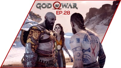 Round 3 of The GREATEST FIGHT OF ALL TIME! - God of War Walkthrough EP.28