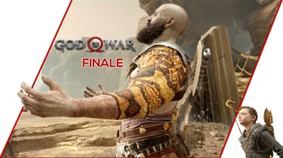 This is The END, Thank you! - God of War Walkthrough EP.29