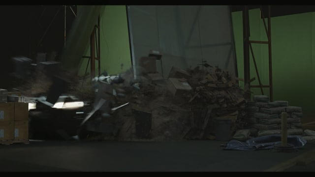Iriwa Destruction   VFX