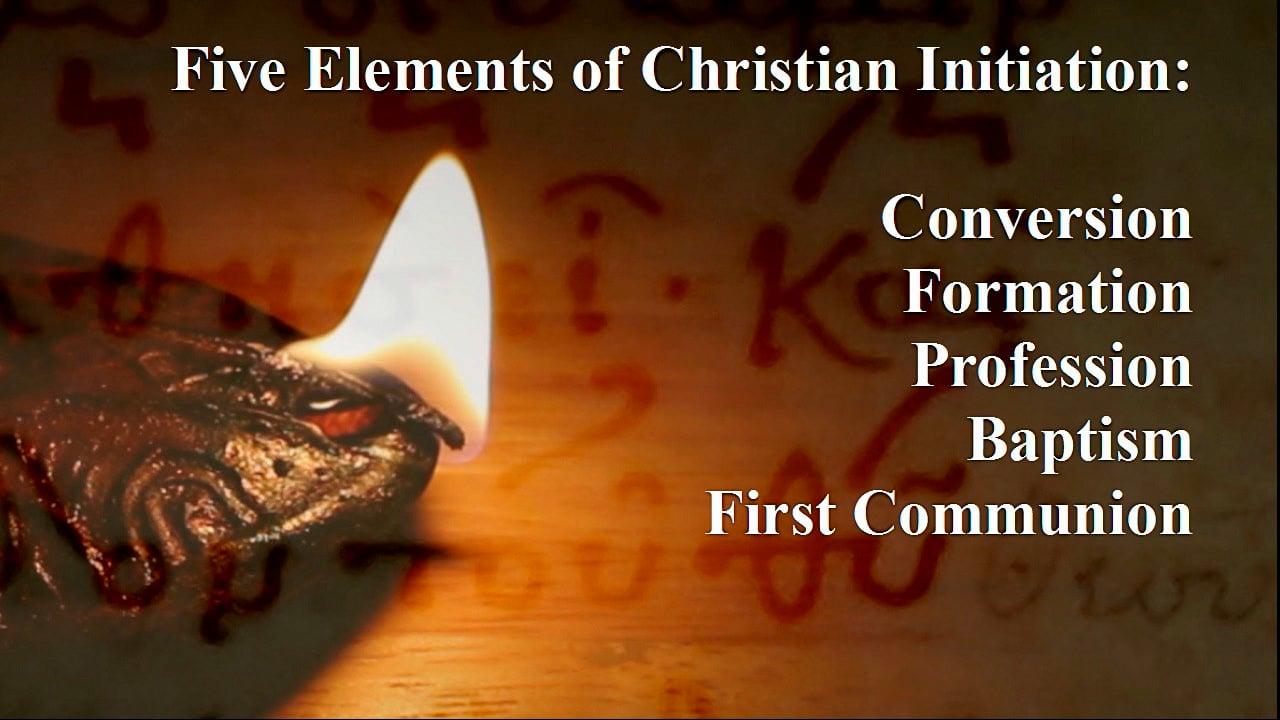 Deeper Christian Faith: Holy Bath (Baptism)