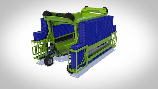 Easy Harvester  -  GTE Engineering