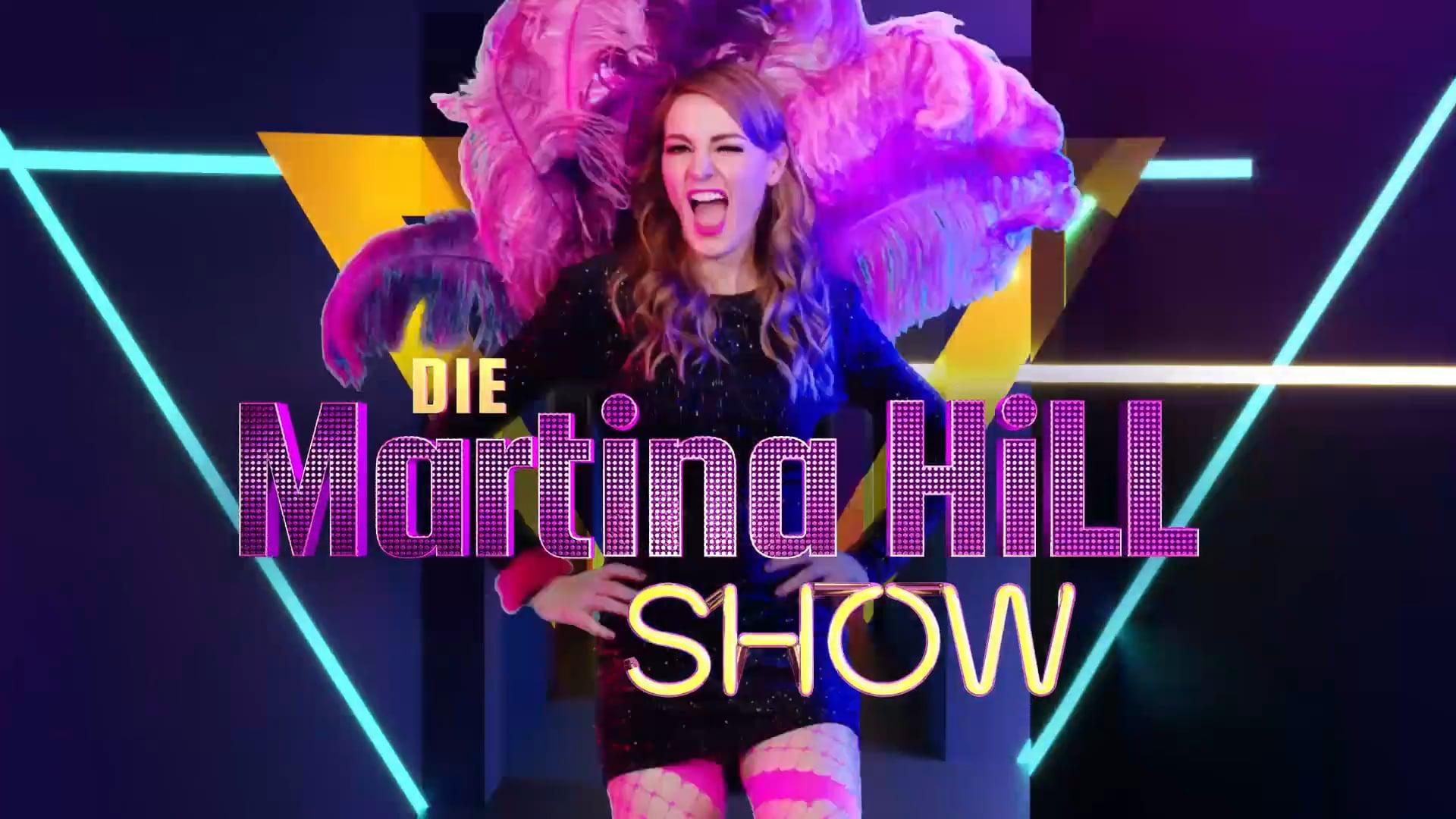 MARTINA HILL SHOW