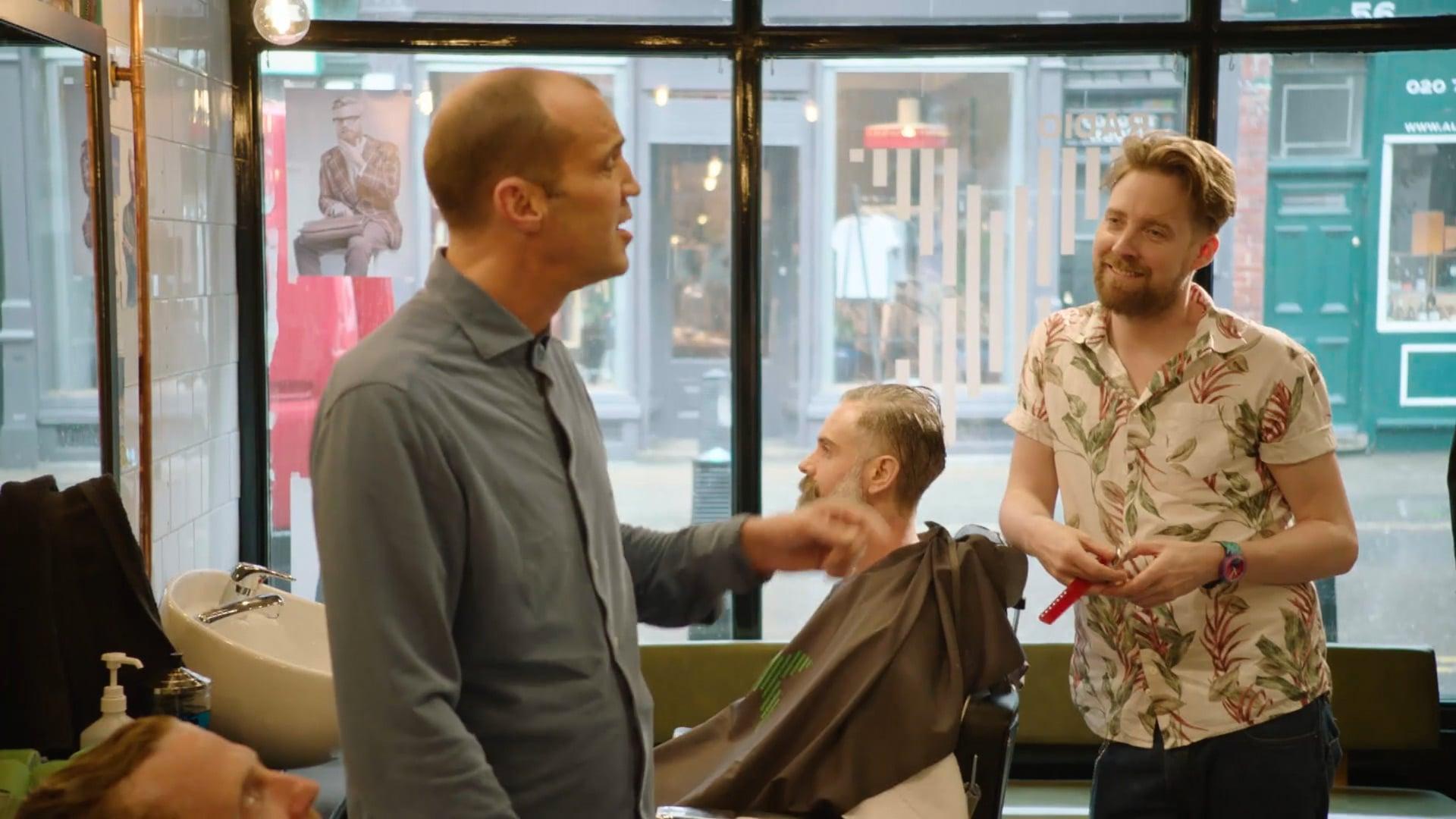 Radio X Barbershop - German barbers in Portugal