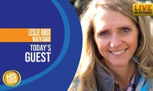 Health Coach Leslie Knox: Are You Sleepy Now?