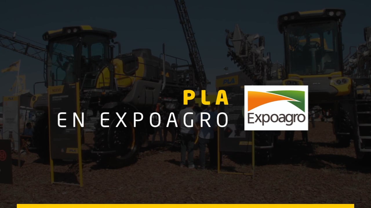Pla en Expoagro 2019