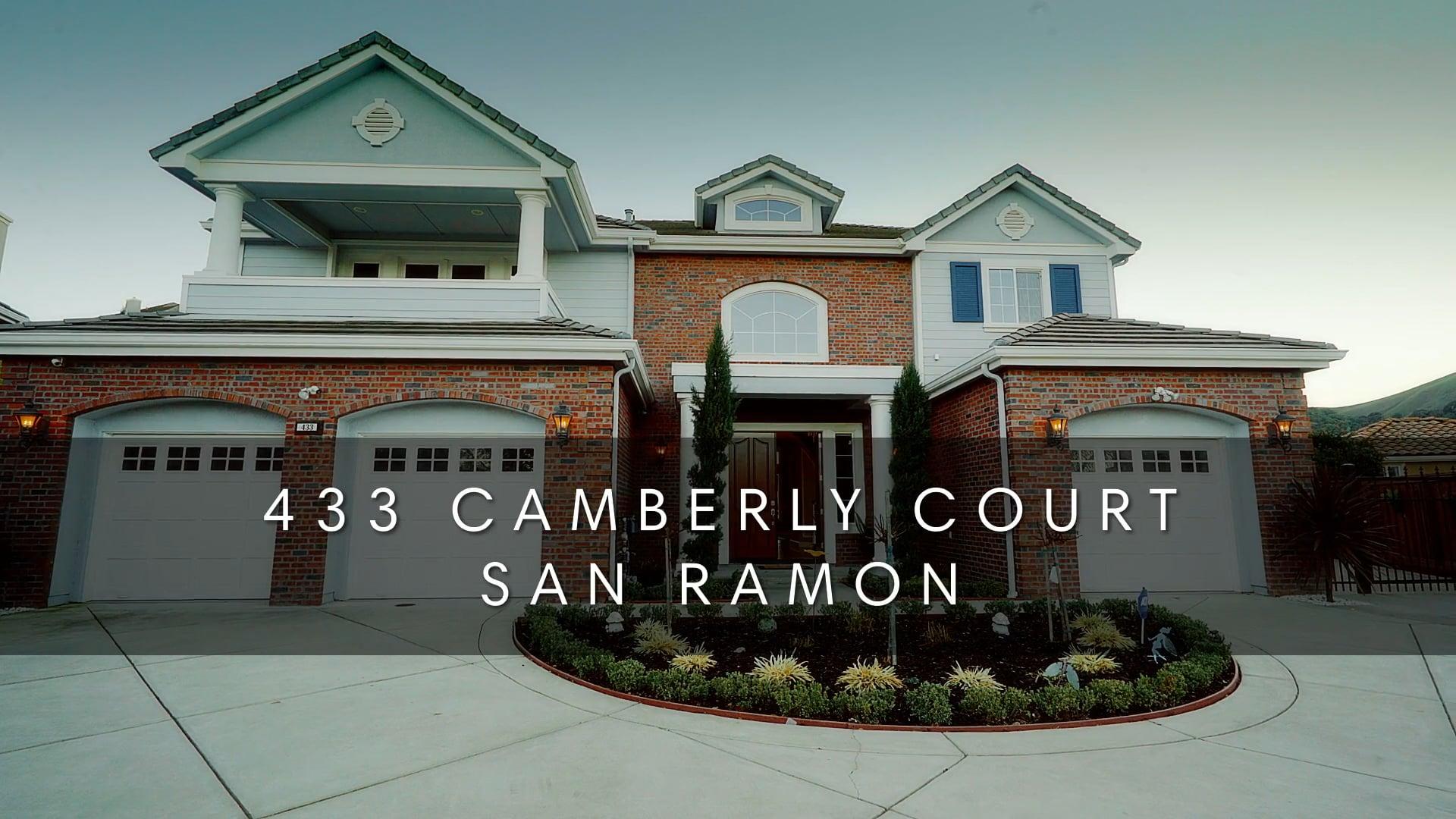 433 Camberly San Ramon CA