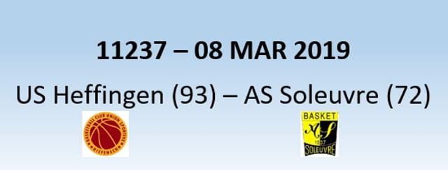 N1H 11237 US Heffingen (93) - AS Soleuvre (72) 08/03/2019