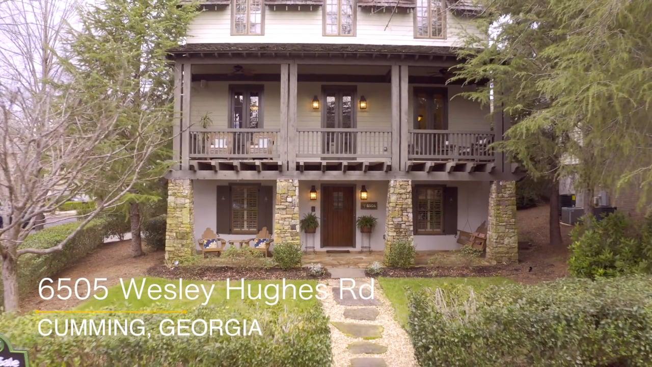 6505 Wesley Hughes Rd, Cumming