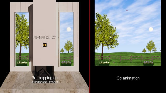 """DRU 3d-mapping project """"Four seasons, """""""