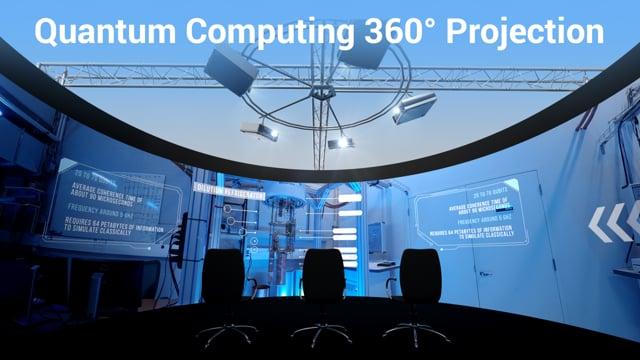 Quantum Computing VR/360