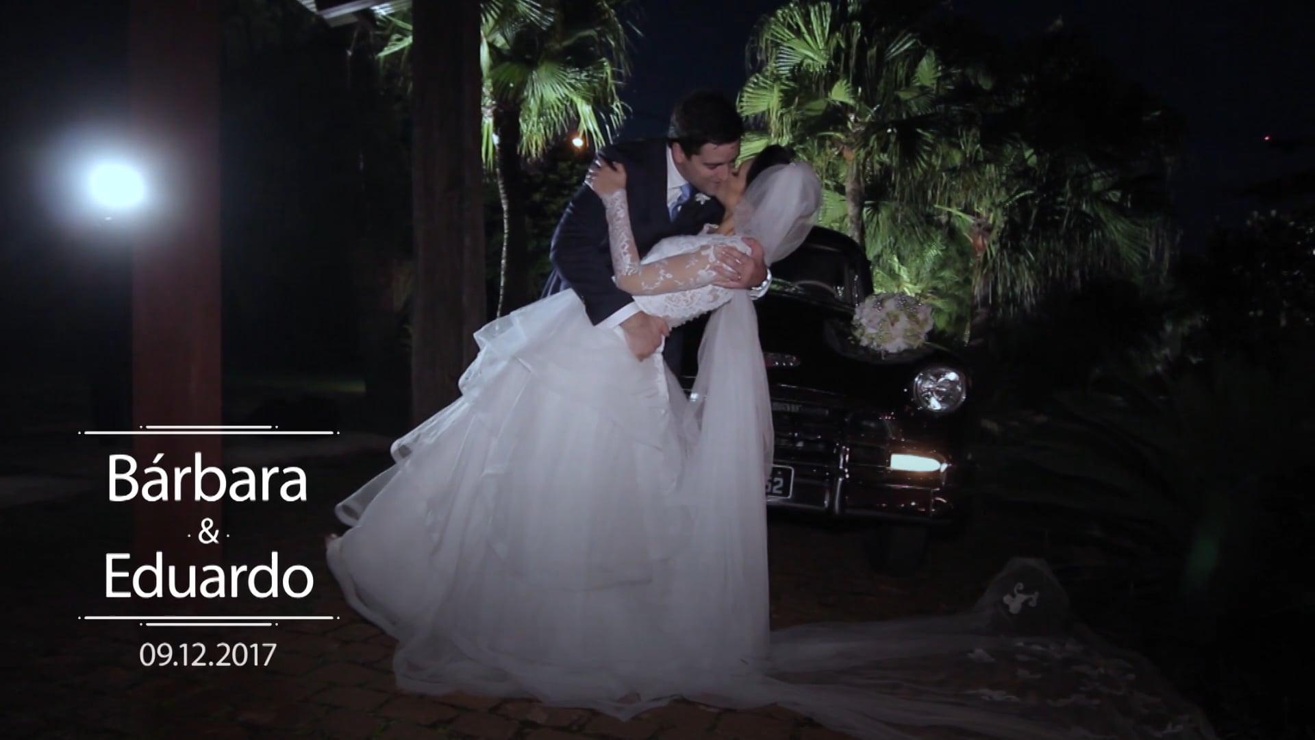 Trailer - Eduardo e Bárbara