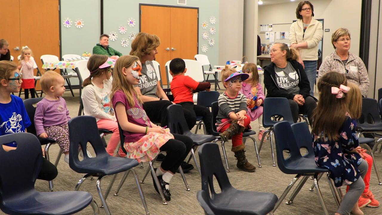 Preschool Open House Concert