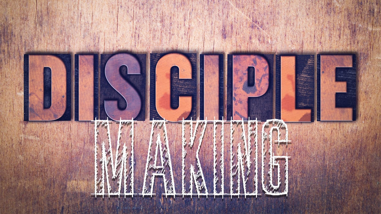 Disciple Making | Joel Wright | February 24, 2019