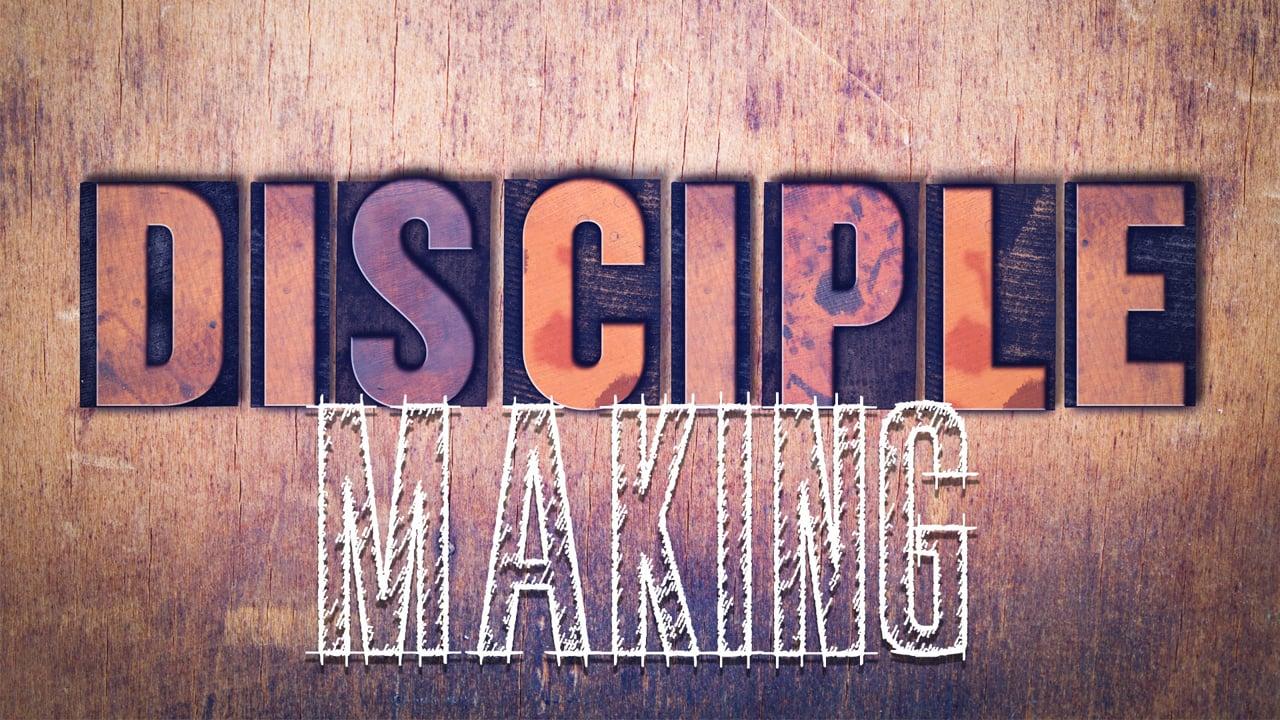 Disciple Making | Joel Wright | February 10, 2019