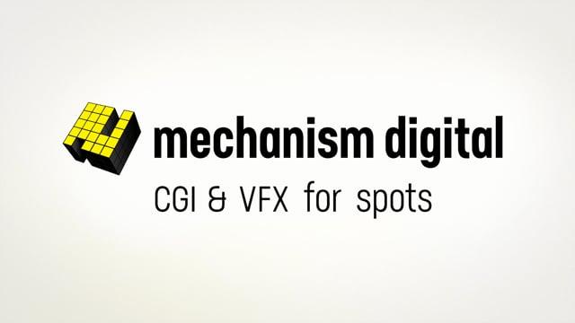 CGI & VFX FOR SPOTS